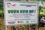 Visit and exchange at rattan nurseries