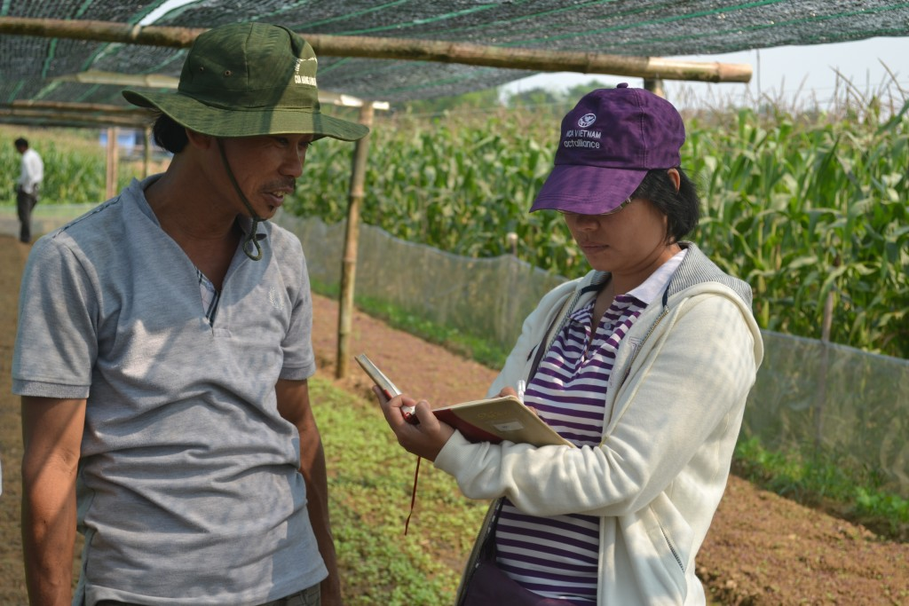 Interview Nguyen Ba - Thu Bon Tay village, Duy Tan commune